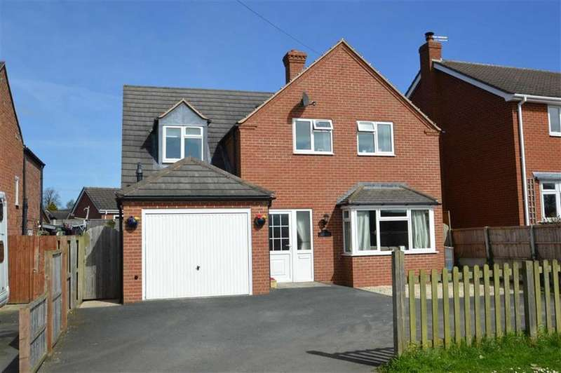 4 Bedrooms Detached House for sale in Fairfield, Nobold, Baschurch, SY4