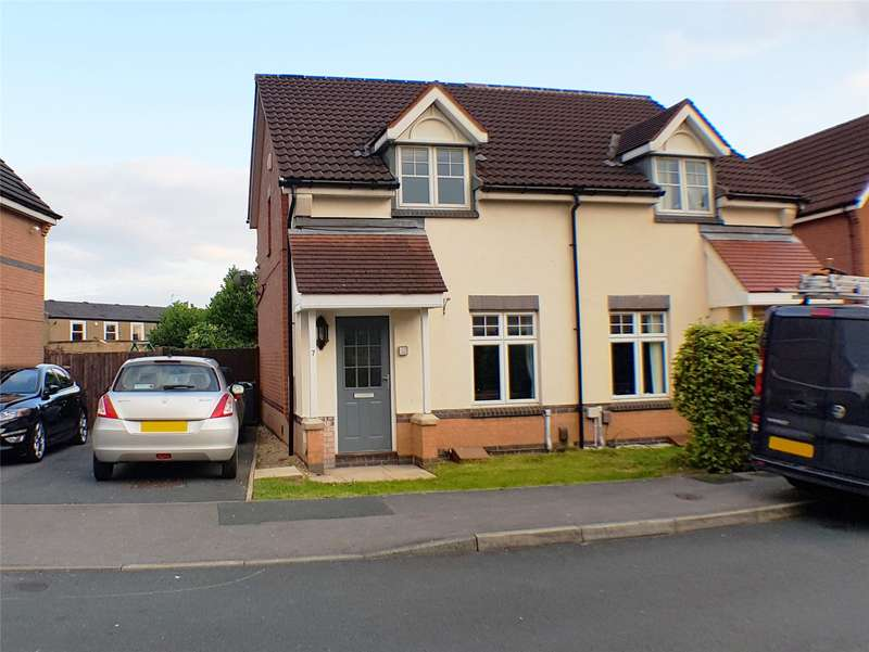 2 Bedrooms Semi Detached House for sale in McLaren Fields, Leeds, West Yorkshire, LS13