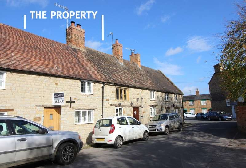 2 Bedrooms Terraced House for sale in Church Cottages, Manor Lane