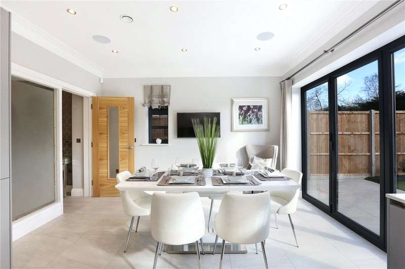 4 Bedrooms Detached House for sale in East End Road, East Finchley, London, N2
