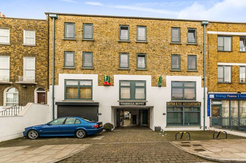 2 Bedrooms Flat for sale in Isabella Mews, Islington, N1