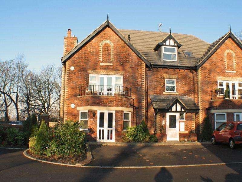 2 Bedrooms Apartment Flat for sale in Chandlers Ford, Poulton-Le-Fylde