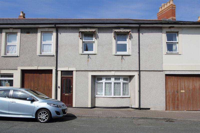 4 Bedrooms Terraced House for sale in Glebe Street, Penarth
