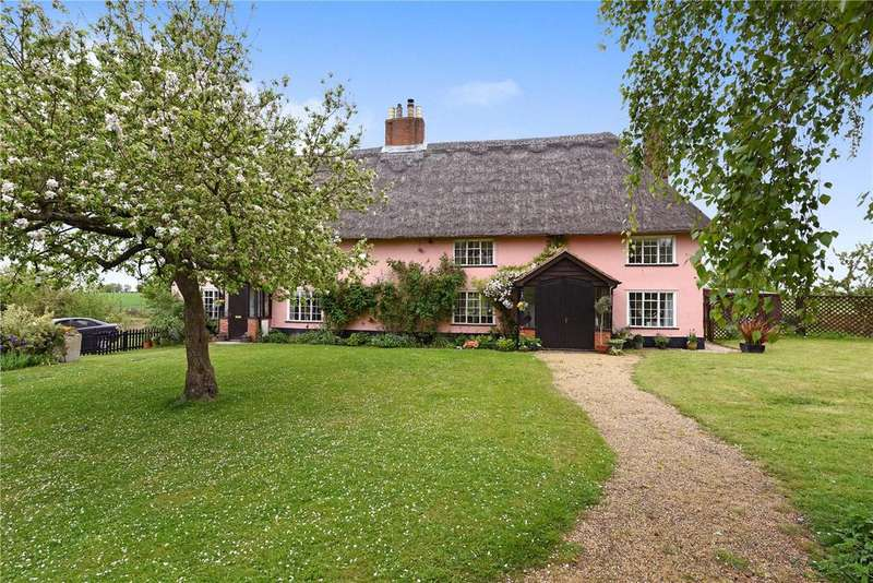 6 Bedrooms House for sale in Old Newton, Nr Stowmarket, Suffolk, IP14