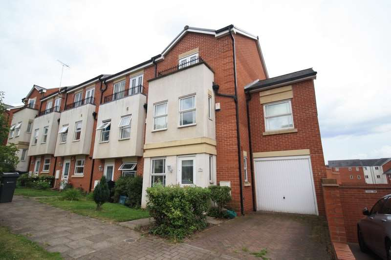 5 Bedrooms End Of Terrace House for sale in Northcroft Way, Birmingham, West Midlands, B23