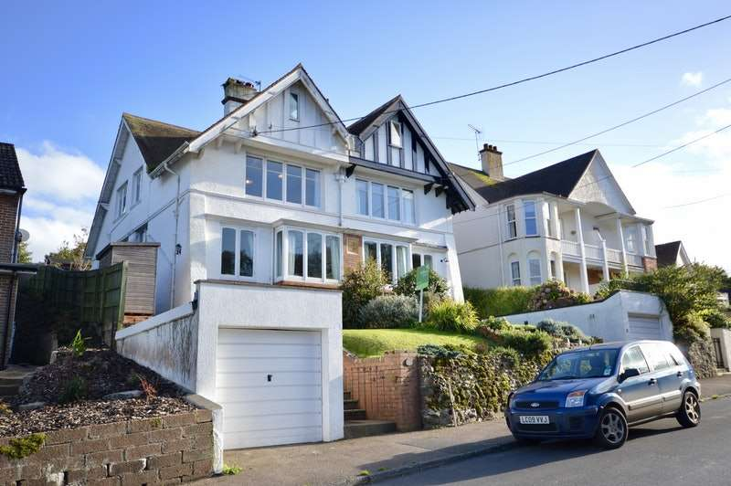 4 Bedrooms Semi Detached House for sale in Alexandria Road, Sidmouth, Devon, EX10