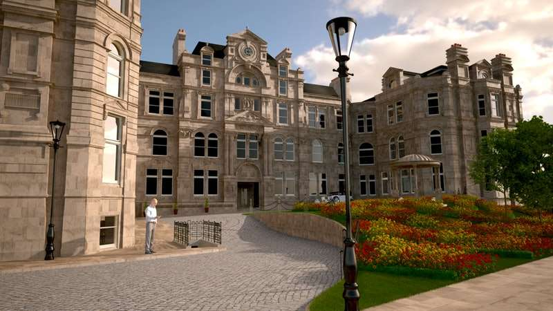 Studio Flat for sale in Mount Stuart Square, Cardiff, Glamorgan, CF10