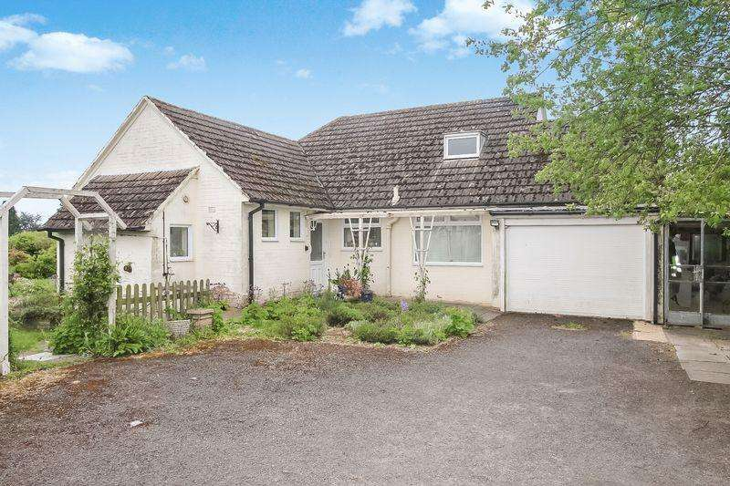 3 Bedrooms Detached Bungalow for sale in FROMES HILL