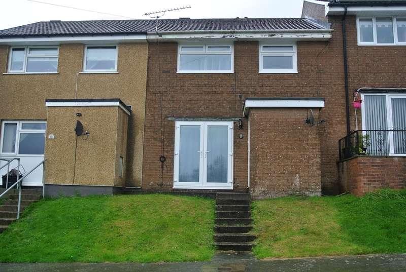 3 Bedrooms Terraced House for sale in Giles Road, Blaenavon, Pontypool, NP4