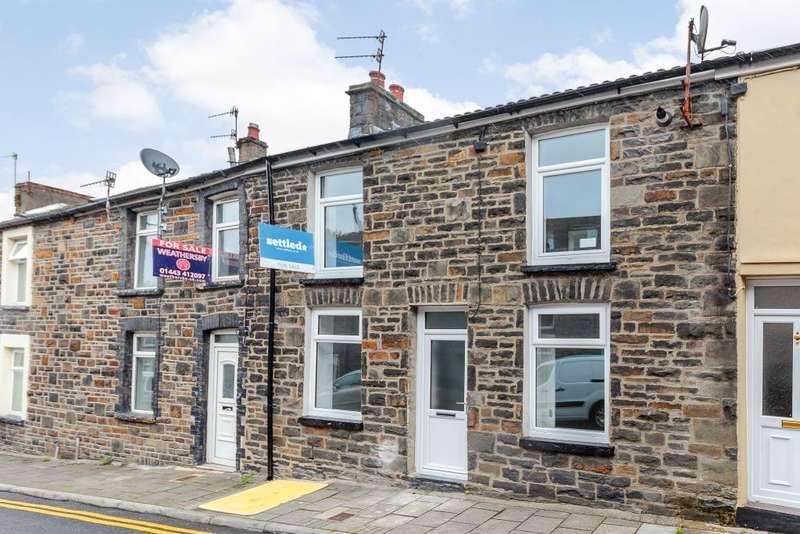 3 Bedrooms Terraced House for sale in Napier Street, Mountain Ash, Rhondda Cynon Taff CF45
