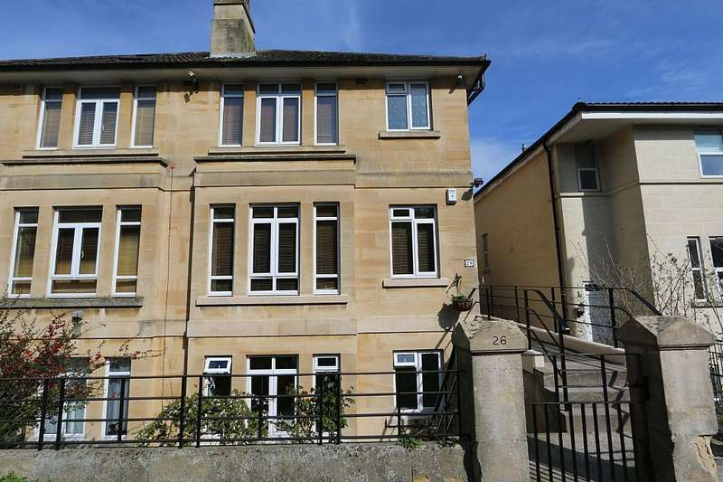 6 Bedrooms Semi Detached House for sale in 26, Lower Oldfield Park, Bath, Somerset, BA2 3HP