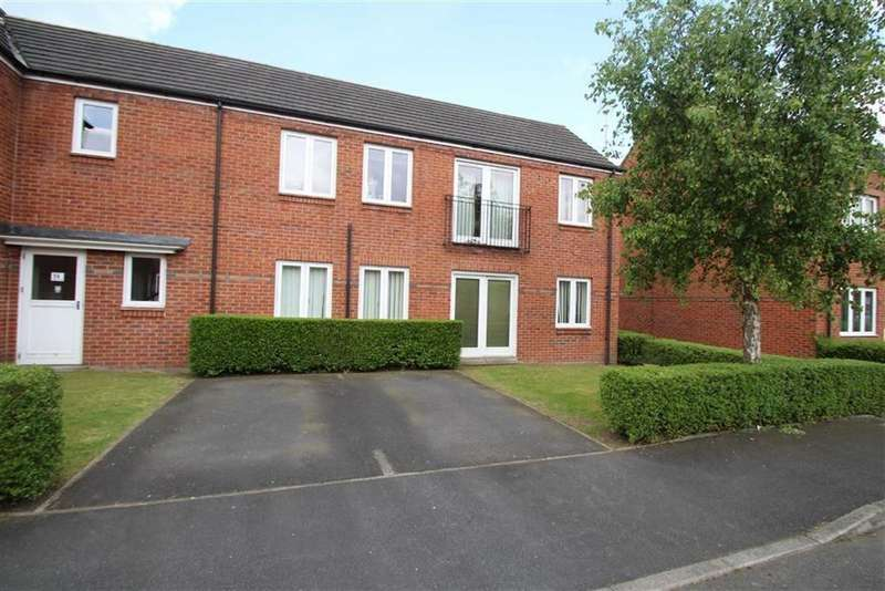 2 Bedrooms Flat for sale in Parkgate Road, West Timperley, West Timperley Altrincham