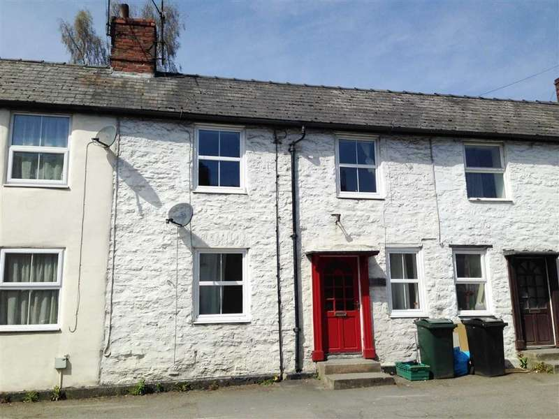 2 Bedrooms Terraced House for sale in Church Street, Bishops Castle, Shropshire, SY9