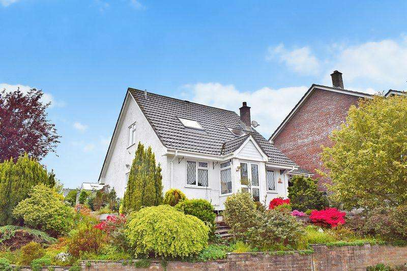 3 Bedrooms Detached Bungalow for sale in Dobwalls, Liskeard