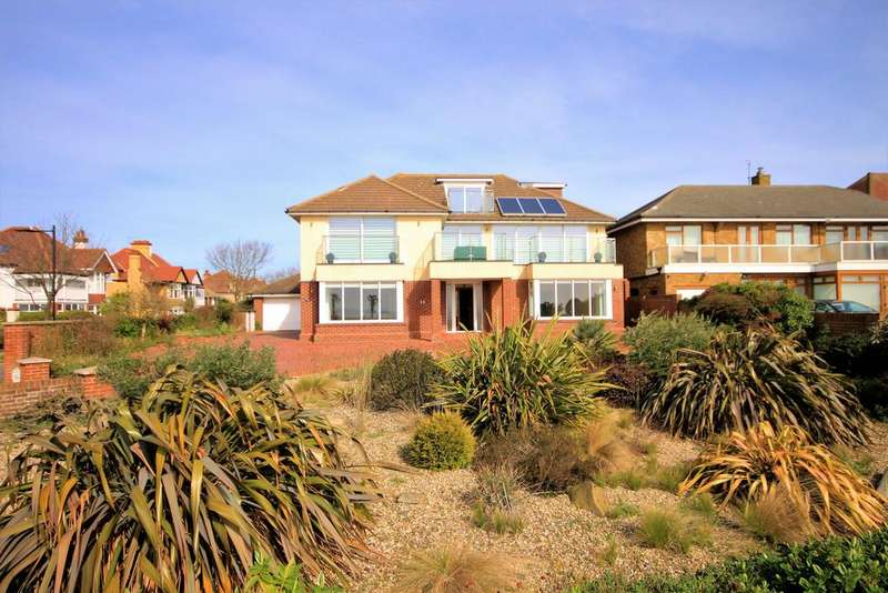 3 Bedrooms Ground Flat for sale in Thorpe Esplanade, Thorpe Bay