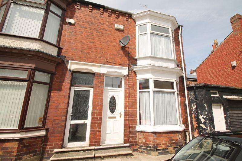 2 Bedrooms Terraced House for sale in Brompton Street, Linthorpe