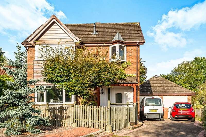 3 Bedrooms Detached House for sale in Staines Court, Stone, ST15