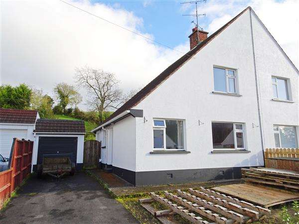 3 Bedrooms Semi Detached House for sale in 5 Killyvilly