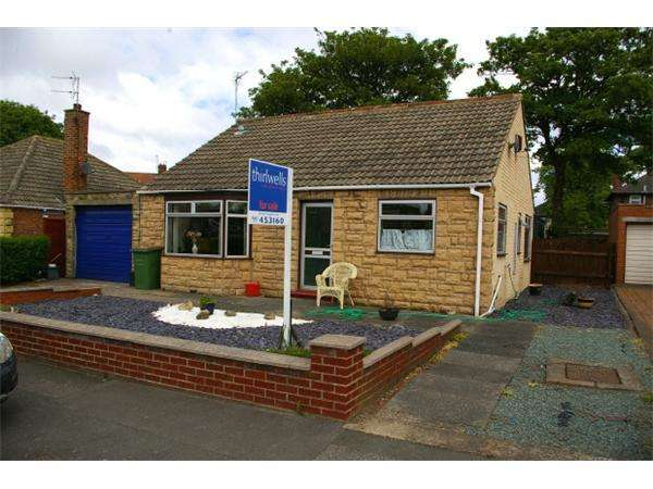 3 Bedrooms Detached Bungalow for sale in Hamilton Grove, Teesville