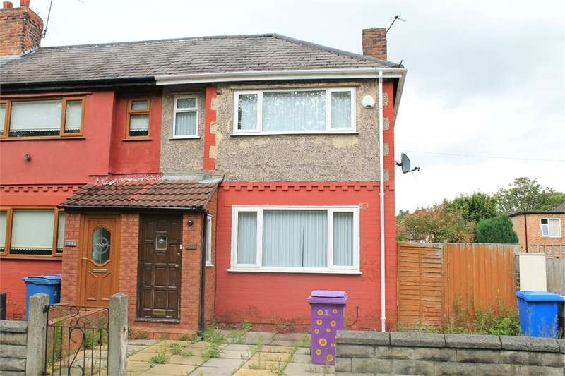 2 Bedrooms End Of Terrace House for sale in Cherry Lane, WALTON, Merseyside