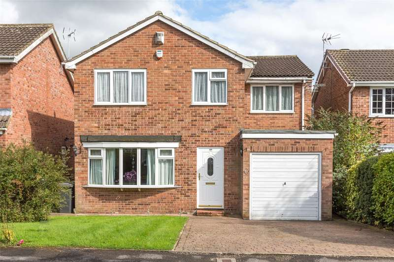 5 Bedrooms Detached House for sale in Deacons Court, Copmanthorpe, York, YO23