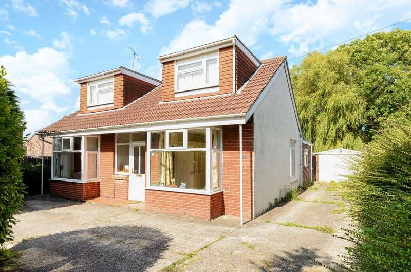 5 Bedrooms Detached House for sale in Hulbert Road, Bedhampton, PO9