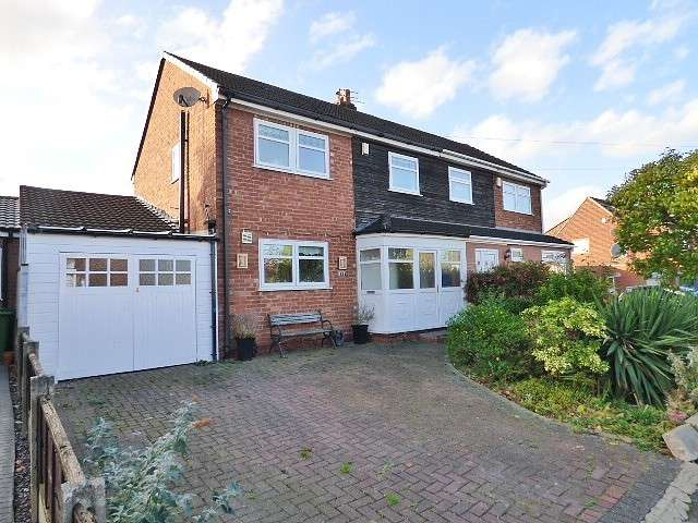 4 Bedrooms House for sale in Thetford Road, Great Sankey, Warrington