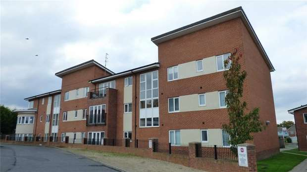 2 Bedrooms Flat for sale in Pickering Place, Carville, Durham