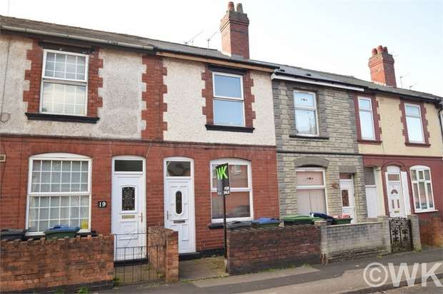2 Bedrooms Terraced House for sale in Mason Street, WEST BROMWICH, West Midlands