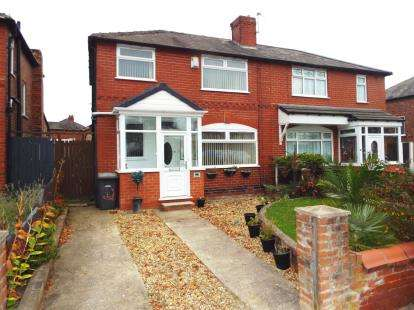 3 Bedrooms Semi Detached House for sale in Bolton Road, Pendlebury, Swinton, Manchester