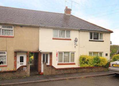 3 Bedrooms Terraced House for sale in Quoit Green, Dronfield, Derbyshire