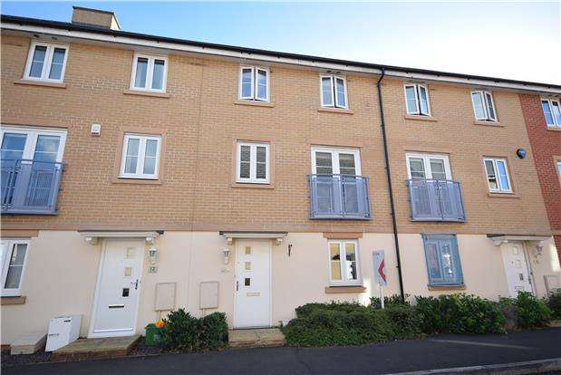 4 Bedrooms Terraced House for sale in Jinty Lane, Mangotsfield, BRISTOL, BS16 9QZ