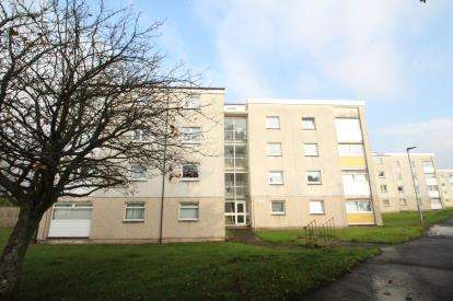2 Bedrooms Flat for sale in Thorndyke, Calderwood