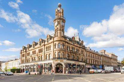 2 Bedrooms Flat for sale in Bank Street, Hillhead