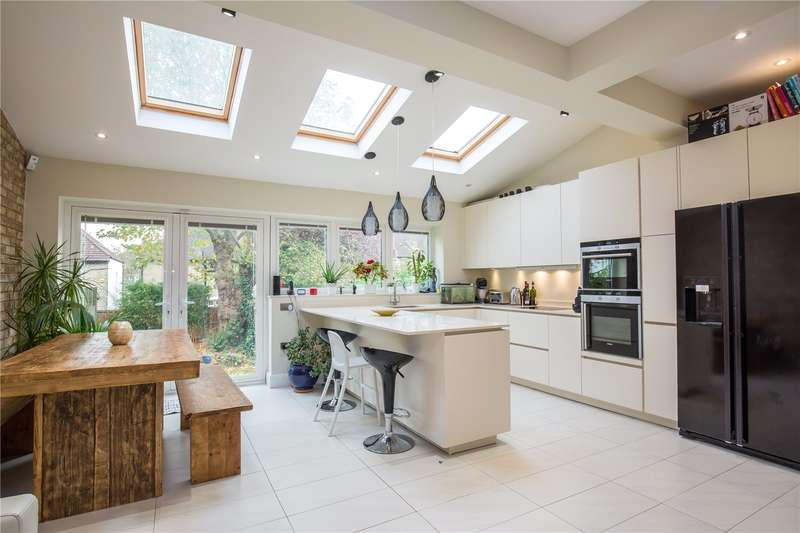 3 Bedrooms End Of Terrace House for sale in Montpelier Road, Finchley, London, N3