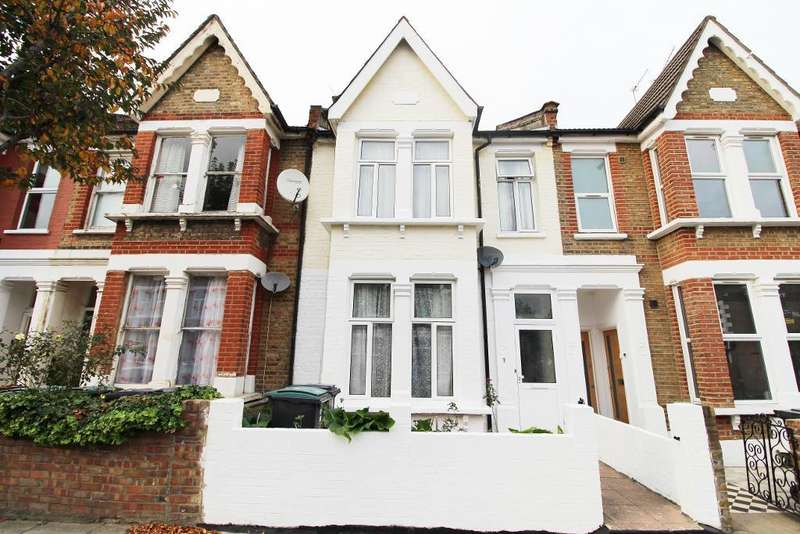 4 Bedrooms Detached House for sale in Coleraine Road, London, N8 0QJ