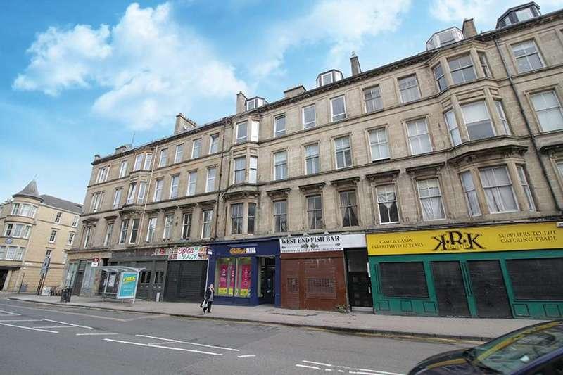 2 Bedrooms Duplex Flat for sale in 3/2, 144 Woodlands Road, Woodlands, G3 6LF