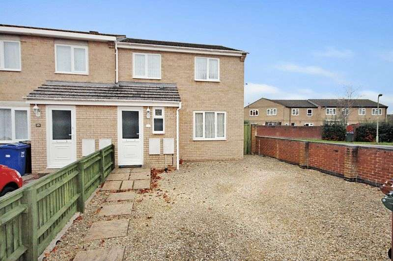 2 Bedrooms Property for sale in Brandon Close, Kidlington