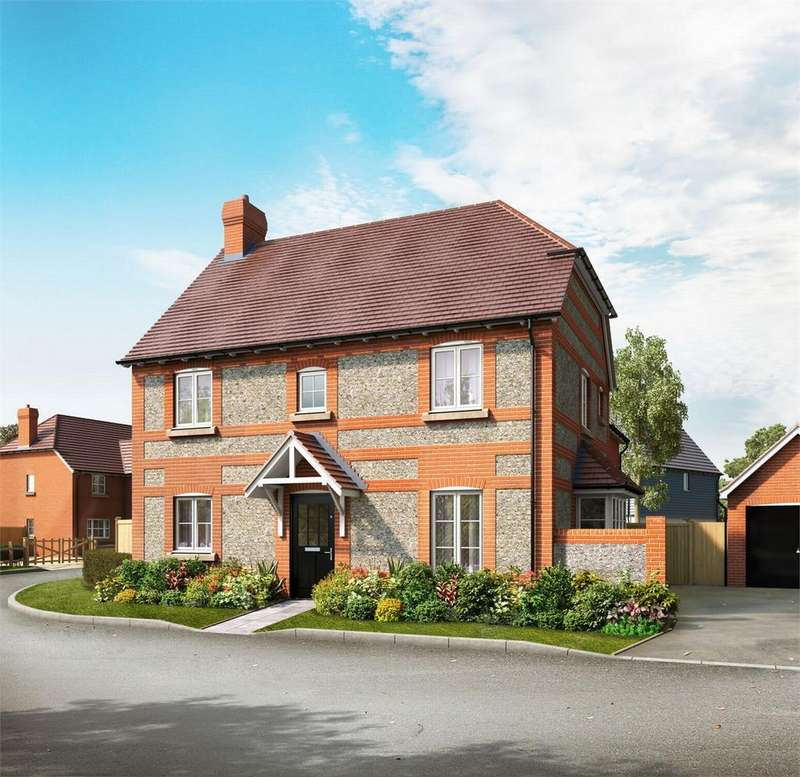 3 Bedrooms Detached House for sale in Broughton, Stockbridge, Hampshire