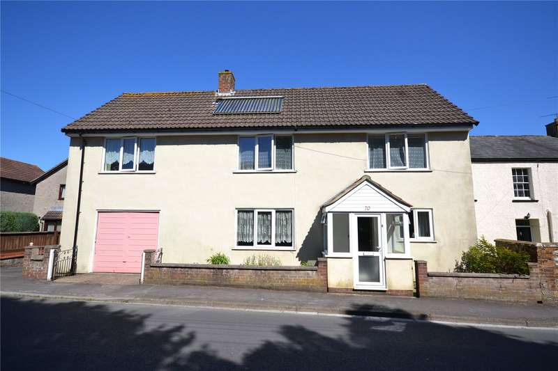 3 Bedrooms House for sale in Crimchard, Chard, Somerset, TA20