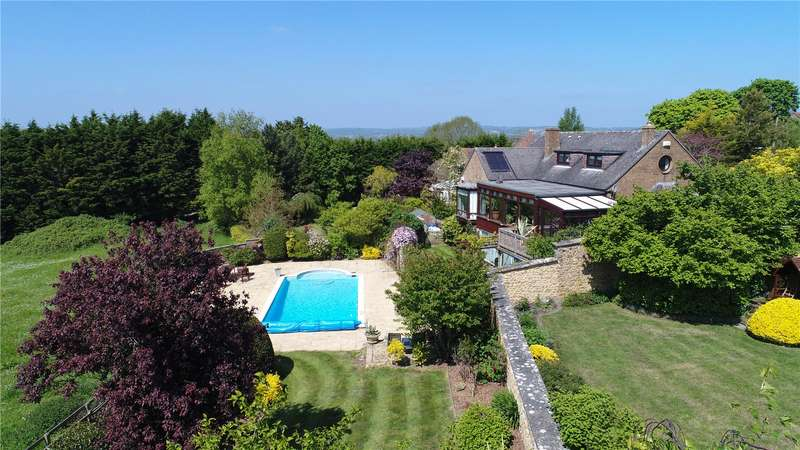 4 Bedrooms House for sale in Lower Ansford, Castle Cary, Somerset, BA7