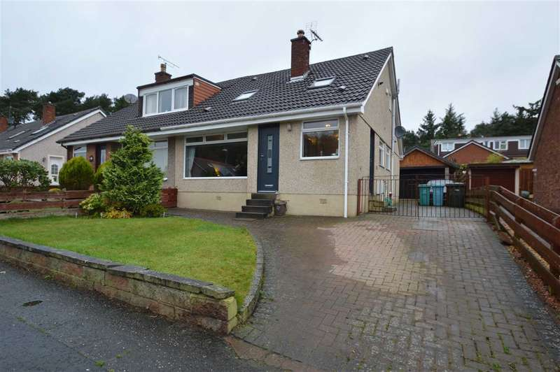 4 Bedrooms Bungalow for sale in Coulter Avenue, Wishaw