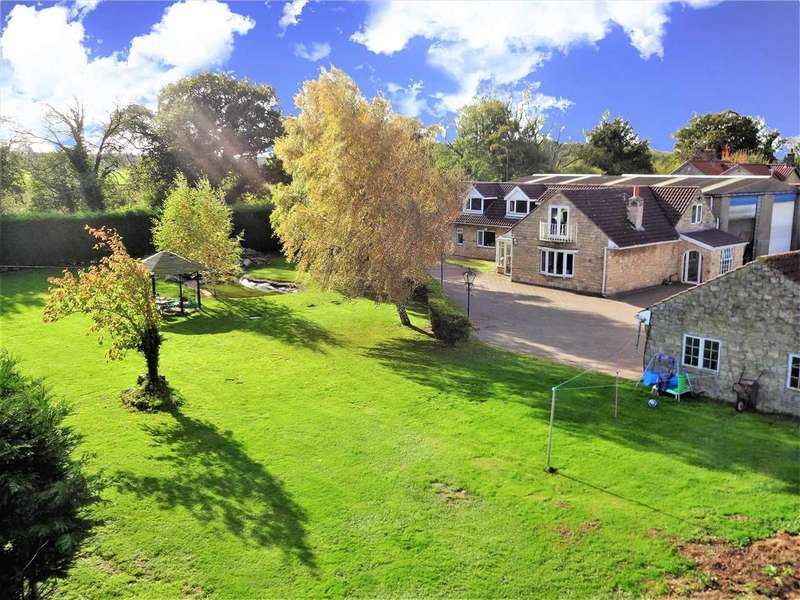 7 Bedrooms Detached House for sale in Potters Lodge, Plough Hill, Potterhanworth, Lincoln