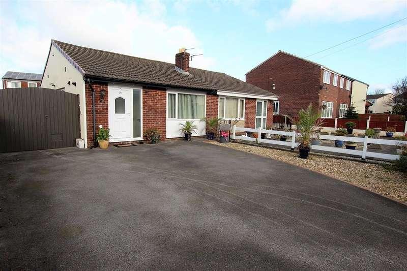 2 Bedrooms Semi Detached Bungalow for sale in Albrighton Road, Lostock Hall, Preston