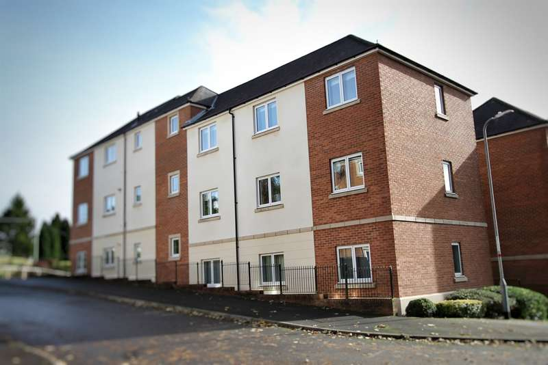 2 Bedrooms Flat for sale in Golden Mile View, Newport