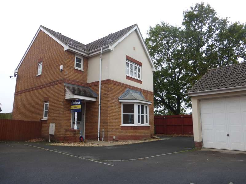 3 Bedrooms Semi Detached House for sale in Ffordd Daniel Lewis, St. Mellons, Cardiff