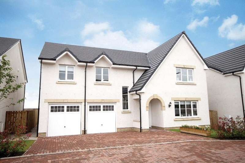 5 Bedrooms Detached House for sale in Southbrook ll, Hunters Meadow , Auchterarder , Perthshire , PH3 1PA