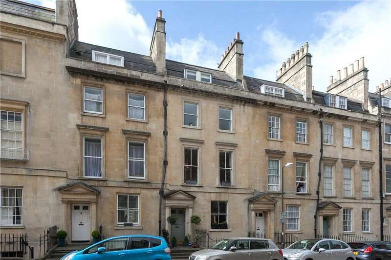 6 Bedrooms Terraced House for sale in Rivers Street, Bath, Somerset, BA1