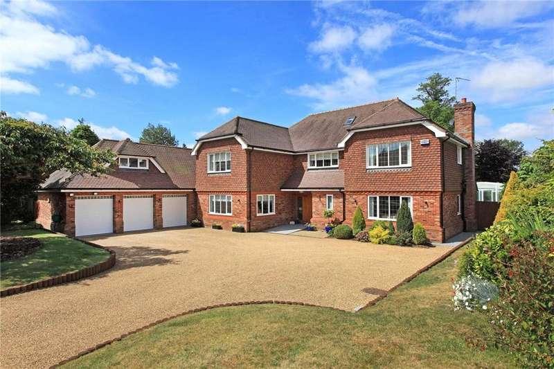 7 Bedrooms Detached House for sale in Kippington Road, Sevenoaks, Kent, TN13