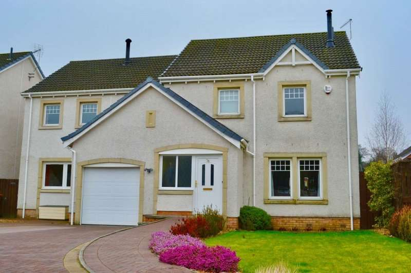 5 Bedrooms Detached House for sale in Tullibody Road, Alloa, Clackmannanshire, FK10 2DB